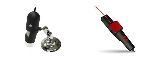 【FRONTIER】 ミヨシ製USB顕微鏡と日本3Dプリンター製3Dペンの販売開始 ~レビューを書いて人気の商品を格安で手にいれるチャンスです~