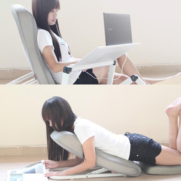 【上海問屋限定販売】 うつぶせでのPC操作や読書が超楽ちん 低反発素材うつぶせ寝クッション 販売開始