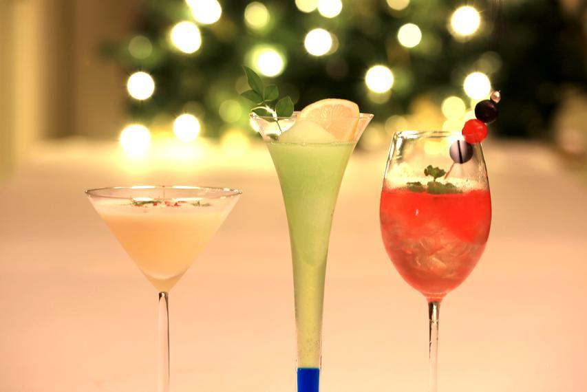 """全レストラン&ラウンジで提供する10月月間におすすめのオリジナルカクテルが登場 Stylish Mixology Cocktails """"The Taste of Tokyo Bay"""" 10月 期間:2015年10月1日(木)~10月31日(土)"""