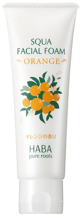 定番の洗顔料にオレンジの香りが限定登場!2016年2月26日(金)より数量限定新発売『スクワフェイシャルフォーム(オレンジ)』