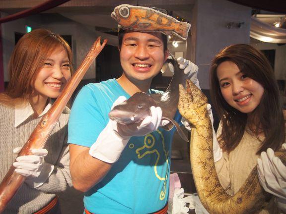 ギョギョギョーーーン!!日本初の珍イベント「珍怪魚を食べてみよう」ってなんだろう!?