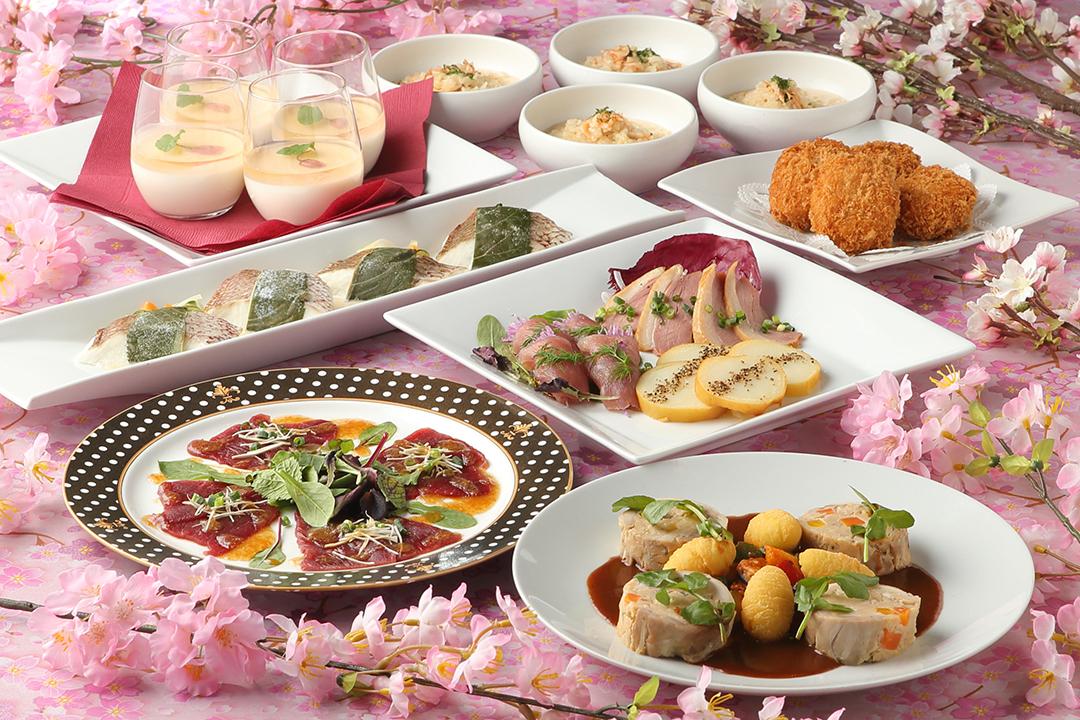 豊富な肉料理✕鎌倉野菜✕日本のSAKE 『SAKEビストロW』(霞が関) 春の宴会は宝探しで大盛り上がり!『さくら宝探しコース』