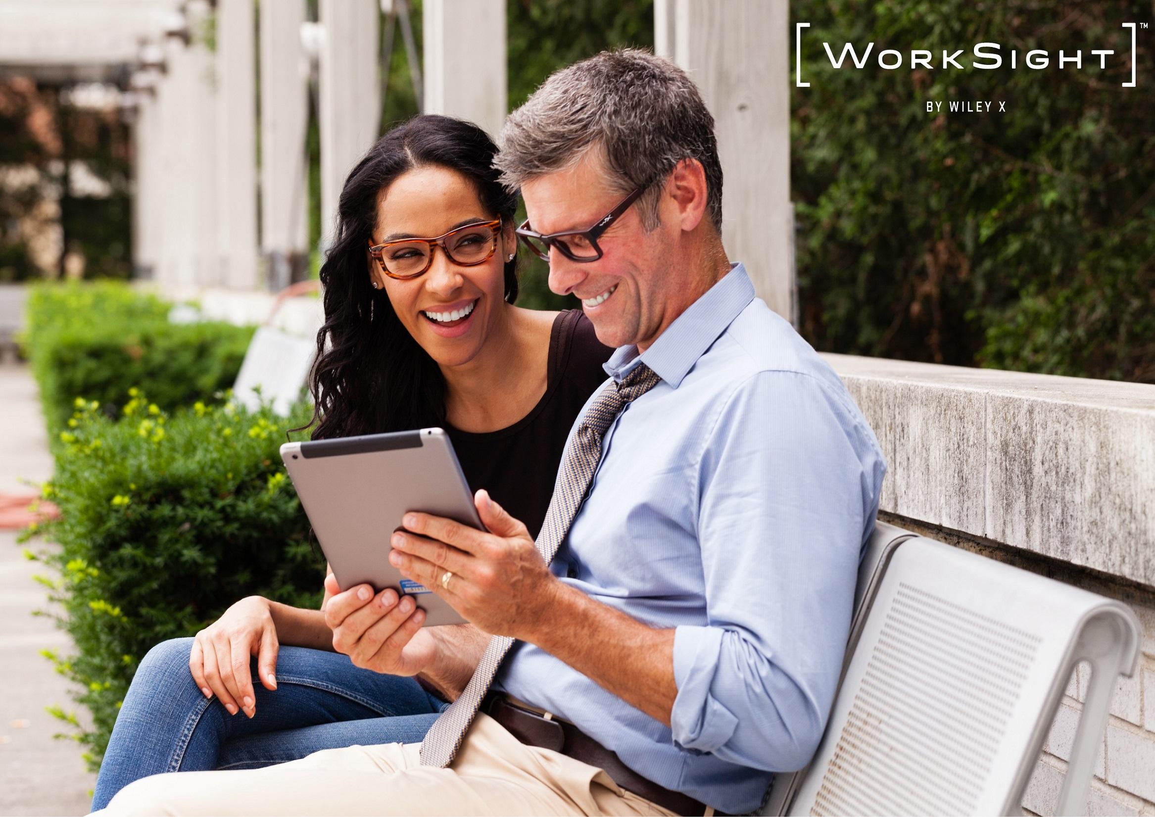日本初、タフネスに進化したメガネ「WorkSight」、4月4日より販売開始。 ~米国国家規格協会 ANSI Z87.1 (Z87+) 認証品~