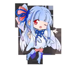 ミニキャラ葵