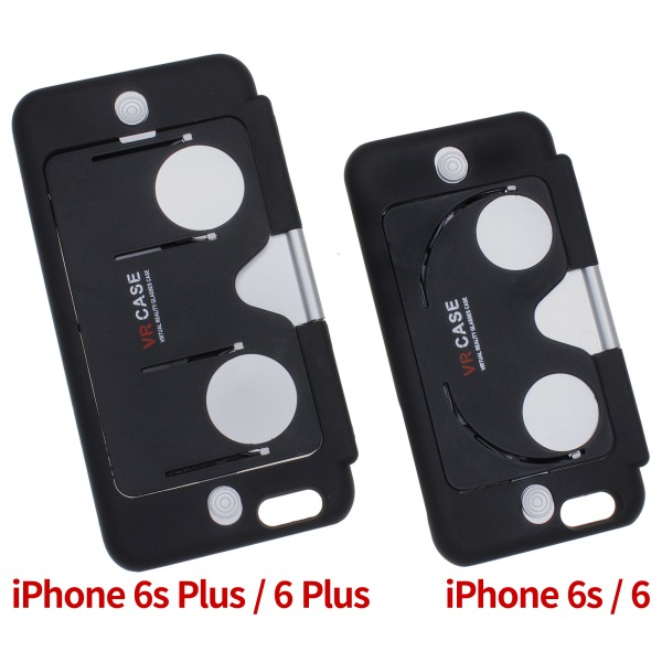 【上海問屋限定販売】 VRレンズとiPhoneケースが夢のコラボ iPhone6s・6/iPhone6sPlus・6Plus 専用 VRレンズ付きケース 販売開始