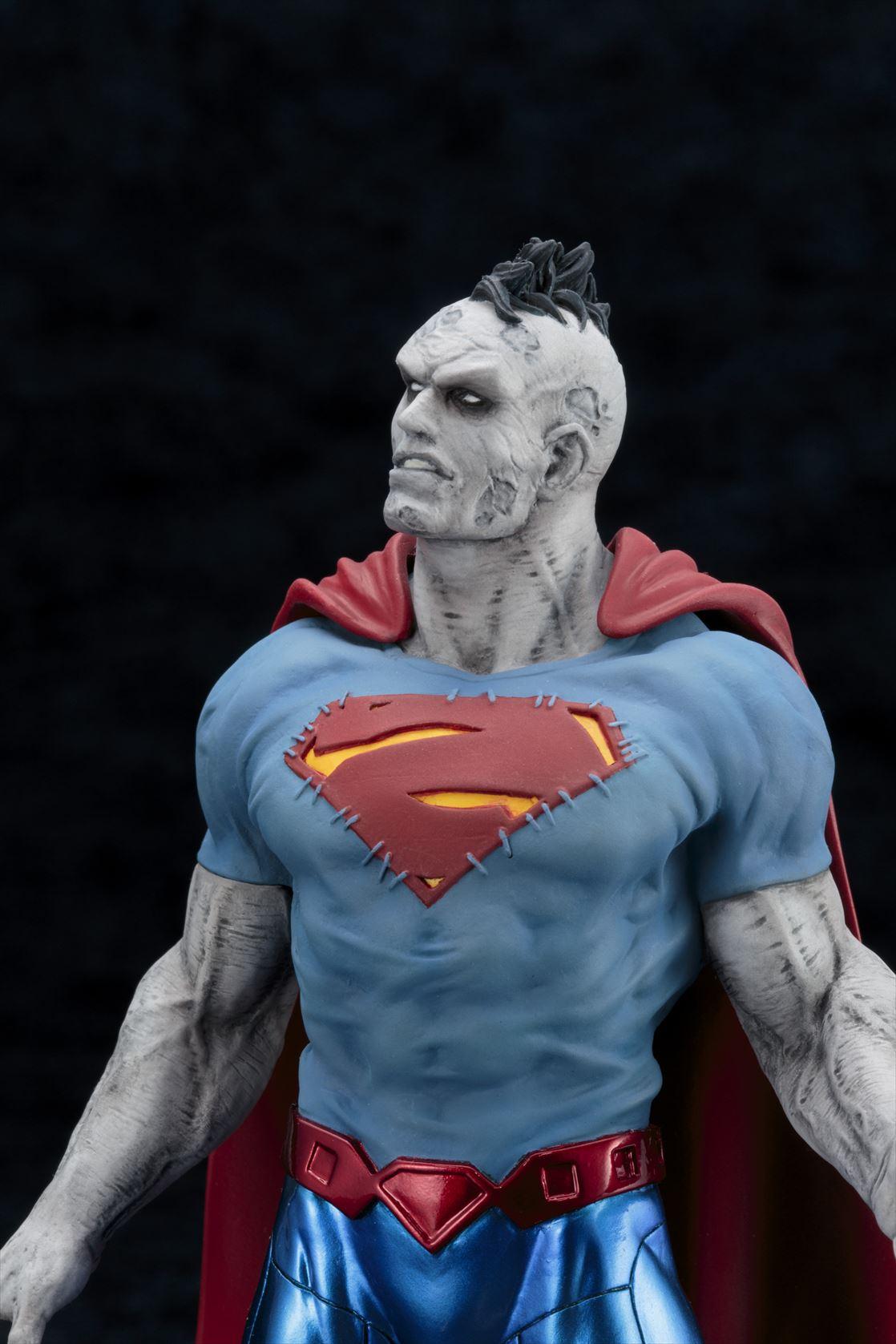 「ARTFX+ DC COMICS NEW52!」悪役シリーズ第 4 弾! スーパーマンのクローン「ビザロ」が登場!