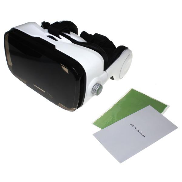 【上海問屋限定販売】 手軽にVRを楽しもう ヘッドホン搭載 3D・VRゴーグル 販売開始