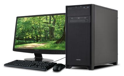 【FRONTIERゲーマーズ】GeForce GTX 1060搭載ドラゴンズドグマ オンライン推奨パソコン 新発売