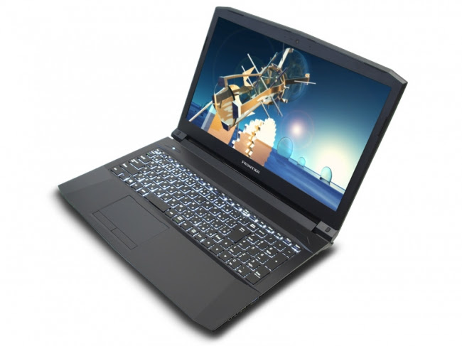 【FRONTIER】第7世代CPU×GeForce GTX 1050Ti搭載 15.6型ゲーミングノートPC 新発売