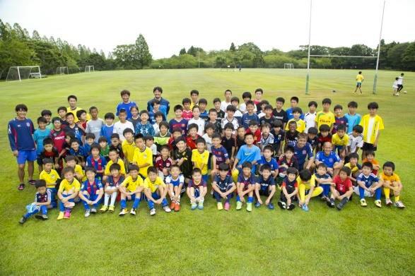 プロコーチによる直接指導が体験できる2日間 「2017年 MEIKOサッカーキャンプ」を開催 スクール会員以外のお子さまを対象としたサッカー合宿をスタート