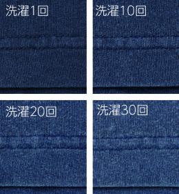プレスリリース用ピグメントダイ洗濯実験