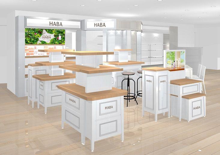 2018年6月1日(金) 『ショップハーバー阪神梅田本店』 第一期棟3階ウェルネス・スクウェアに移転オープン