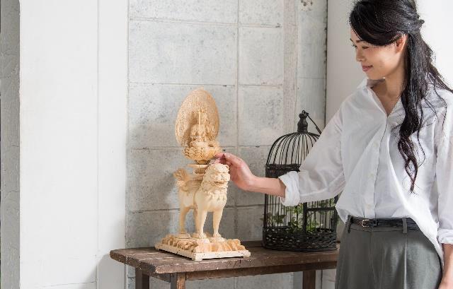 ~ 仏像をもっと身近に、もっと気軽に ~ 「RIYAK」第5回エンディング産業展に初出展 ・仏壇店が5年後・10年後に顧客を獲得する仕組みとは!? ・仏像ファンに向けた「RIYAK」のこれまでの歩みについて