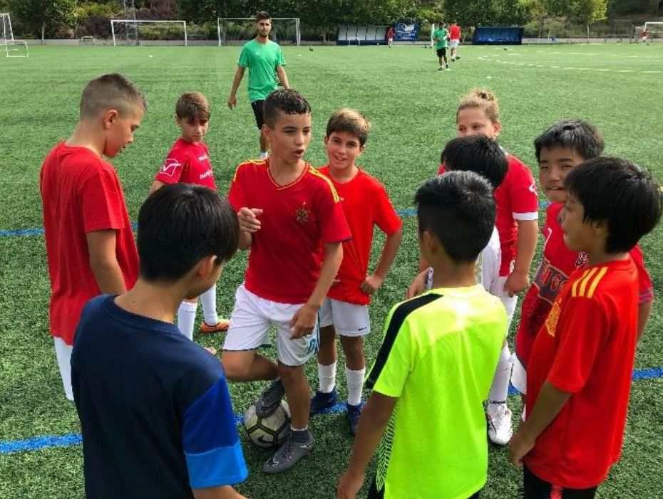 スペイン・プロ下部組織キャンプに特別参加!! 明光サッカースクール×ユーロプラスインターナショナル 「2020春休みスペイン短期留学」を開催 ~世界トップクラスのサッカーを体感、ライバルに差をつけよう!~