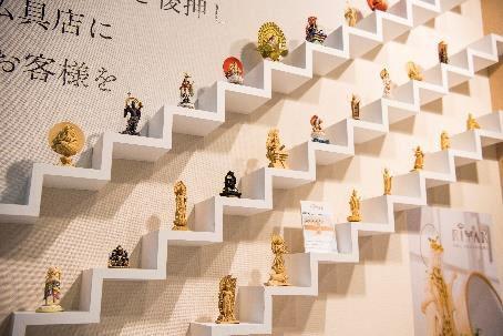 国内初の木製インテリア仏像ブランド「RIYAK」 東京インターナショナル・ギフト・ショー春2020 第7回LIFE×DESIGNに初出展