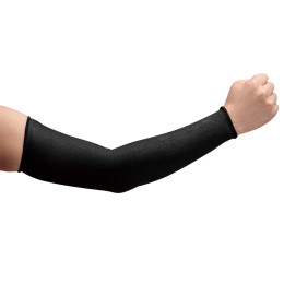 カットガード腕カバー ブラック ロング
