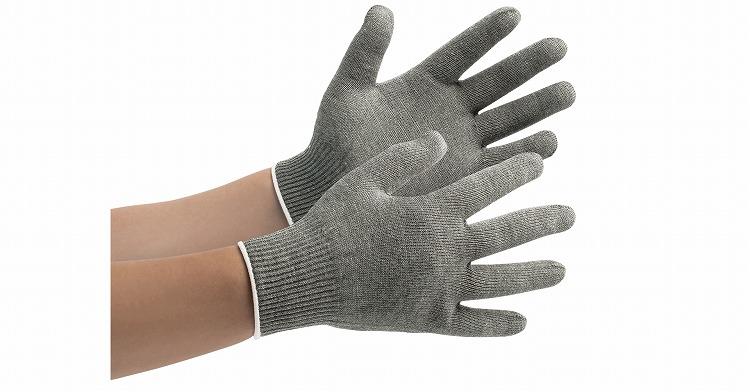 【銅イオンの力で抗菌・消臭・抗ウイルス】ミドリ安全の接触感染予防手袋<br />防寒タイプや子供用サイズ 新発売