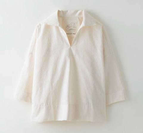 リコットンマリンシャツ